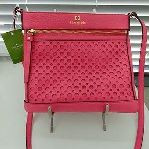 NWT Kate Spade leather bag